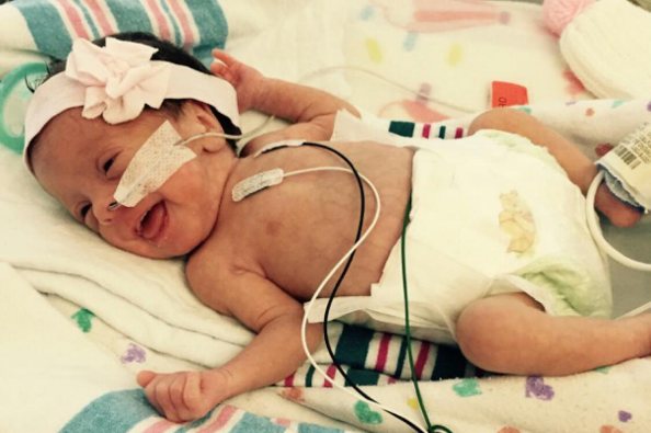 Fundraiser by Crystal Romero : Kylee Faith premature birth