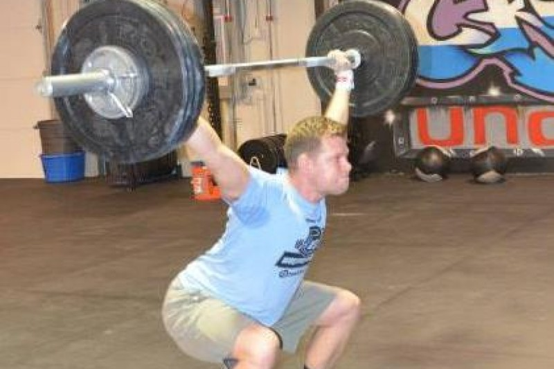 Fundraiser By Todd Hicks Todds L 1 Crossfit Certification