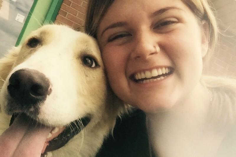 Raising A Service Dog In College