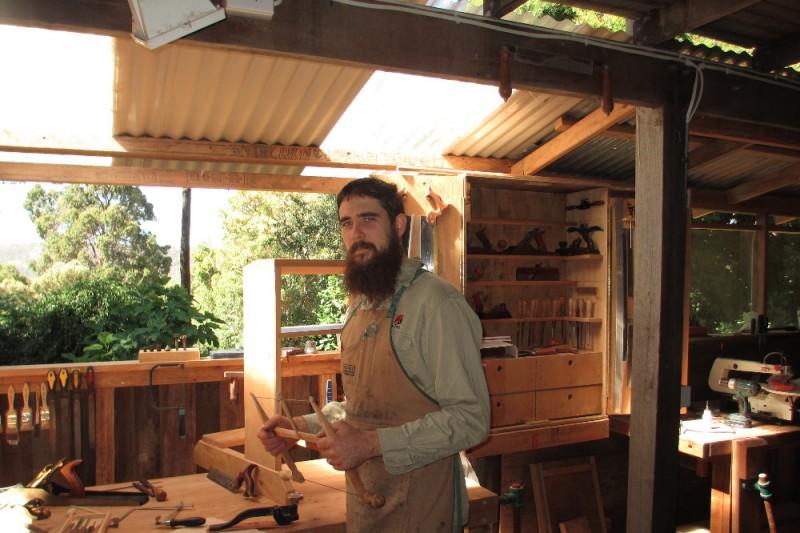Fundraiser By Sean Tobin Training Catholic Wood Craftsman