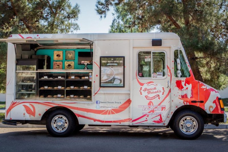 Fundraiser By Justin Robinson The Cookie Mans Pastry Food Truck