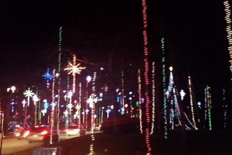 Fundraiser by Aaron A. Cameron : Blackhawk Girvin Christmas Lights