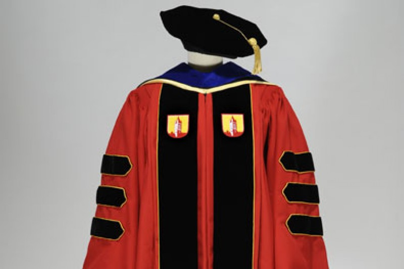Fundraiser by Ian Saunders : Help with Doctoral Regalia