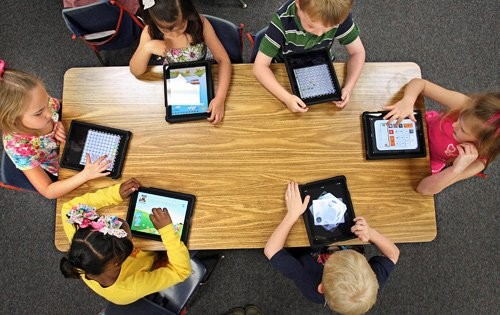 Fundraiser by Candace James : iPads in the Kindergarten ... Ipads In The Classroom