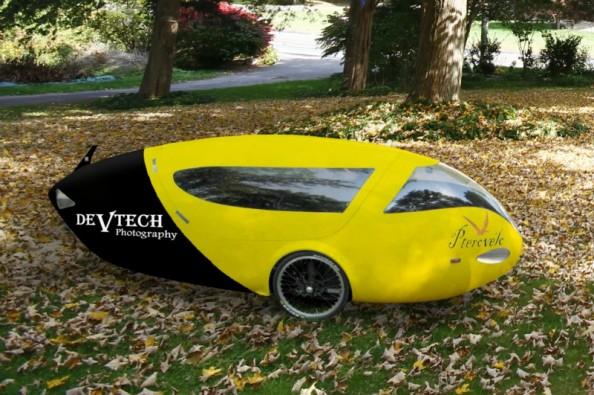 Fundraiser by Devin Skelton : Velomobile Fund