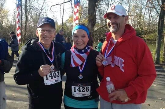Kia Of Dayton >> Barney, Jess, Dave running a 24hr race! by Julie Riesbeck ...