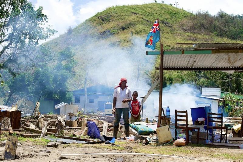 Dunk Island Holidays: Help Rebuild Nukubalavu Village By Sheriden Rhodes