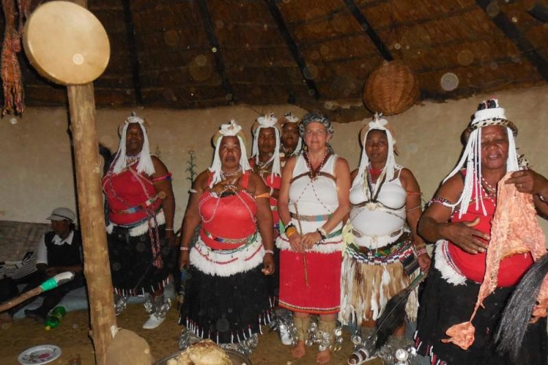 Fundraiser by Nancy Rebecca : Sangoma Training